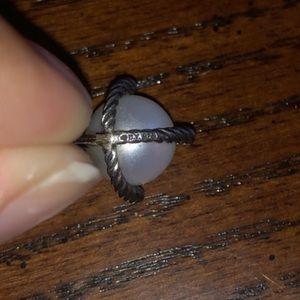David Yurman Jewelry - david yurman pearl earrings